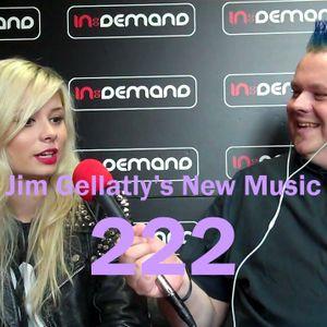 Jim Gellatly's New Music episode 222