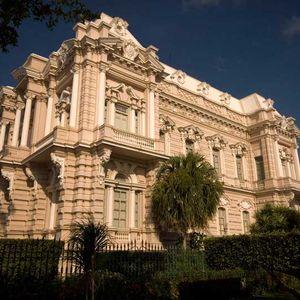 Palacio Cantón. Muros que cuentan historias