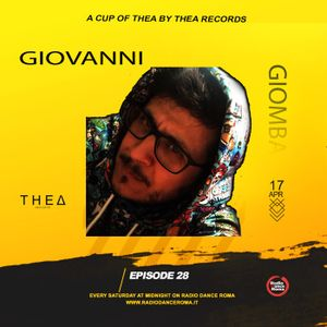 A Cup of Thea ep. 28 with Giovanni Giomba