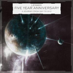 LENMIX FIVE YEAR ANNIVERSARY (#C 2012)