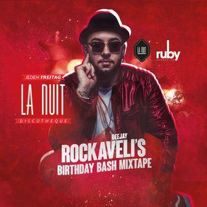 DJ ROCKAVELI - RnB & HipHop - Live  - MIXSHOW - VOL.10 - 2017 Bday Bash