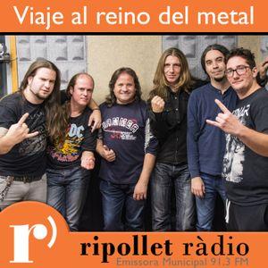 Viaje Al Reino Del Metal 10/05/2019