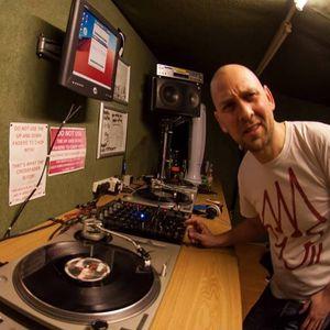 HORRIFIC JAMES all vinyl mix  March 2014