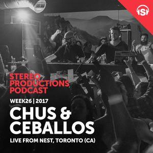 WEEK26_17 Chus & Ceballos from Nest, Toronto (CA)