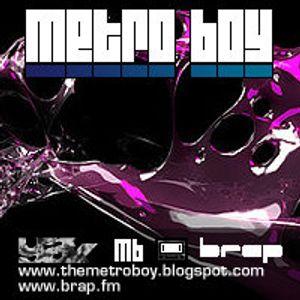 Metro Boy | Brap.fm |24/03/09
