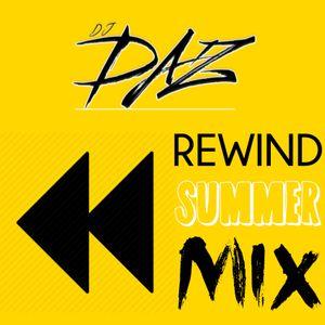 DJ Daz - Rewind Summer Mix