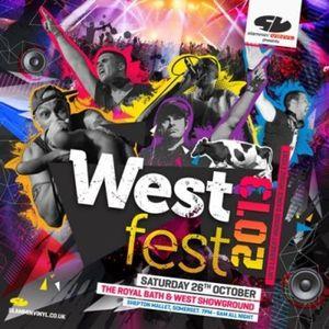 Twisted's Darkside Podcast 157 - Mark EG - Westfest Warm up #2