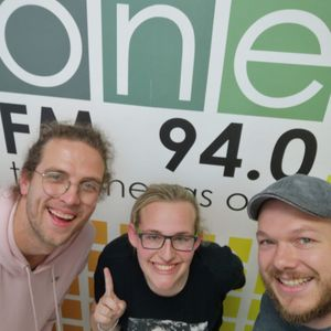 One FM 94.0 - LJ Chats to Aston Wylie & Deon knipe