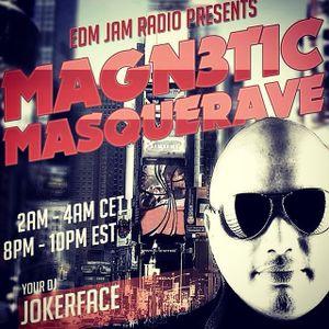 JOKERFACE MAGN3TIC MASQUERAVE 22.14