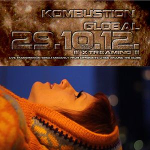 "Antarah live mix in xTractor TV ""Combustion Global"" event"