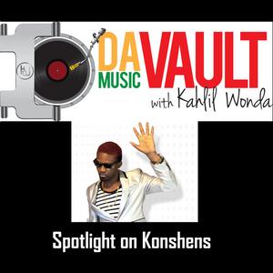 Spotlight on Konshens (Da Music Vault Interview)