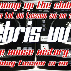 Pump Up The Club met ChrisVV 1/08/2012