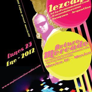 Arturo Mercado - Progressive Planet Radio Broadcast 010 Jan 2012
