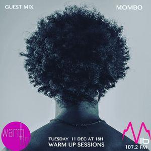 Mombo - 09 - Warm Up - Radio Show (dec '18)