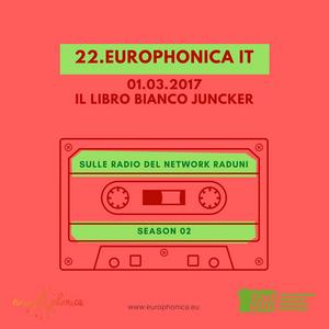 LIBRO BIANCO JUNCKER: LE SFIDE DELL'UE