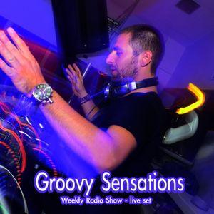 Groovy Sensations 15 (Radio show-live set)