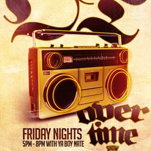PODCASTS - Nate Overtime Show Mixdown 008