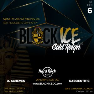 DJ Schemes-Black Ice Gold Reign Mix