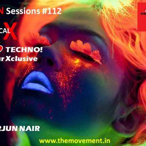 BURN Sessions -112 Chemical X - DJ ARJUN NAIR