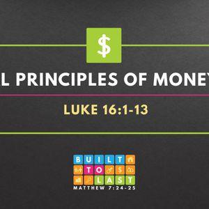 Biblical Principles of Money (Part 3) (Audio)