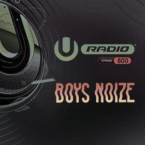 UMF Radio 600 - Boys Noize