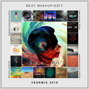 San_Di Best Mashup/Edit # YearMix 2016