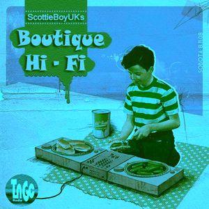 Boutique Hi - Fi #5 Feat Jellylegs On TNGC Radio