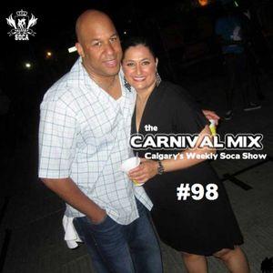 Carnival Mix #98 - Soca Radio Show - May.22.2013