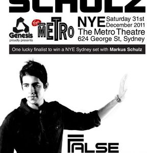 False Star - Markus Schulz NYE Competition Entry Mix (Mixed LIVE)