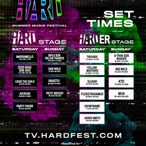 Flosstradamus - live at Hard Summer Music Festival 2018 (USA) - 04-aug-2018