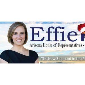 Hair on Fire News Talk Radio/Guest Effie Carlson
