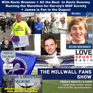 Millwall No One Likes Us Talkin Live at Love Sport Radio 26 April 19