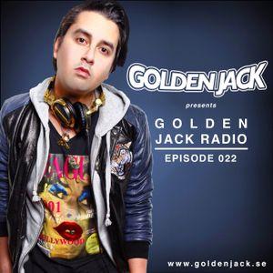 GOLDEN JACK RADIO 022 - 04.09.2015
