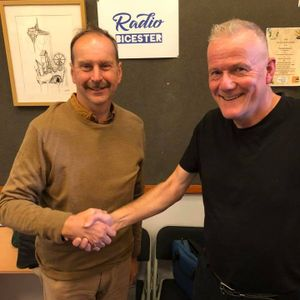 Business Lunch - 11/10/18 - Alan Hine