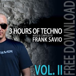 "Frank Savio ""3 Hours of Techno - Vol.2"" DJ-Set [09/2012]"