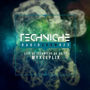 TRS022 Techniche Live: Myxzlplix 06.02.17