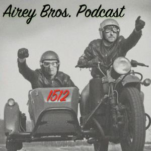 Airey Bros. Podcast ep. 7 - Leadville Pacer 2016