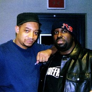 A tape from 1997! Hot97 FM with Red Alert and Funkmaster Flex