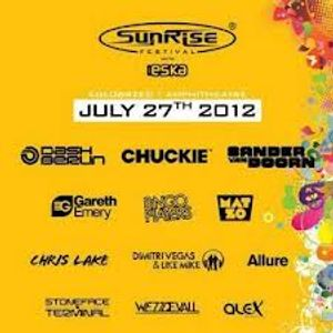 Sunrise Festival 2012 (27.07.) Flashback