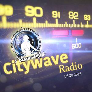 Citywave Sound radio (pod cast June 28 16)