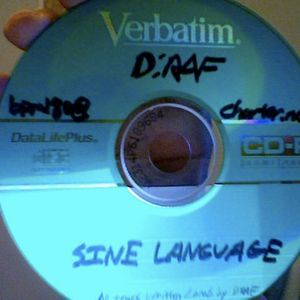 Sine Language (all original DNB mix from 2003)