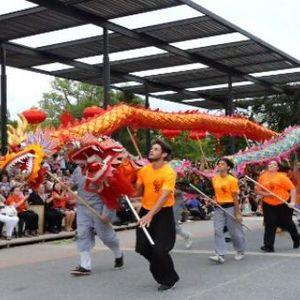 año nuevo chino en el municipio B