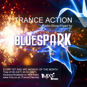 Dj Bluespark - Trance Action #440