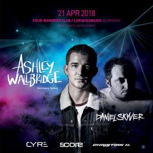 Ashley Wallbridge live at Trance.Mission 9Y