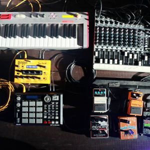 Ruido Selecto - Live set MPC + Machines (No computer)