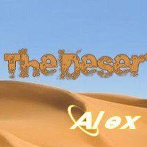 Alex Saucer - Through the desert sampler mix - Nov 2011