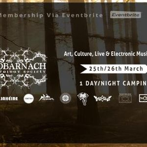 Al-Jive Mestizo DJ set @ The Bush Bar for Scrobarnach Good Friday Society 2016