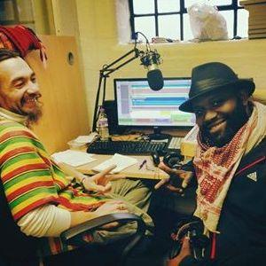 Percival Lock - 15/02/14 - Conscious Reggae Show - Chelmsford Community Radio
