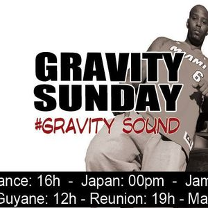 GRAVITY SUNDAY 27/03/2016 with the GRAVITY SOUND