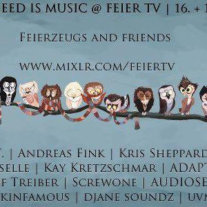 Ben Diesel - Exclusive Mix @ OWL you need is Music on FeierTV